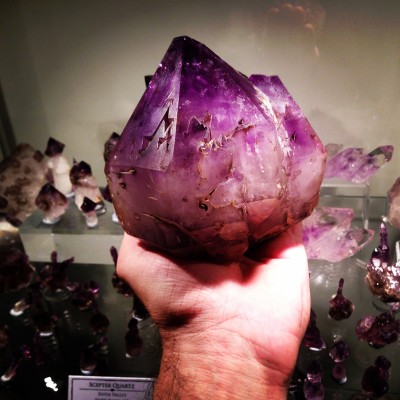 Queensland-Amethyst